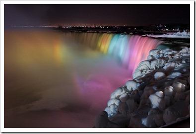 Niagara in Februar-1261