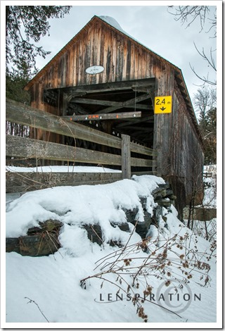 9199_Milby Covered Bridge-Waterville-QC_Canon EOS 5D Mark II, 28 mm, 1-160 sec at f - 8.0, ISO 400