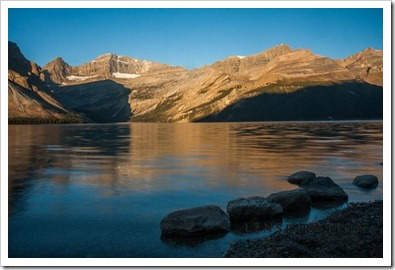 Morning in Banff National Park