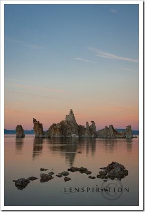 Tufa Towers of Mono Lake