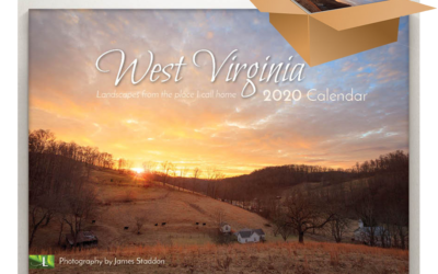 Original 2020 Calendar (Box of 10)