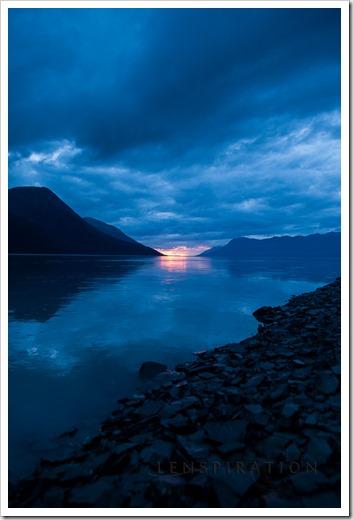 3203_Chugach National Forest-Alaska-USA_Canon EOS 5D Mark II, 24 mm, 1-25 sec at f - 5.0, ISO 800