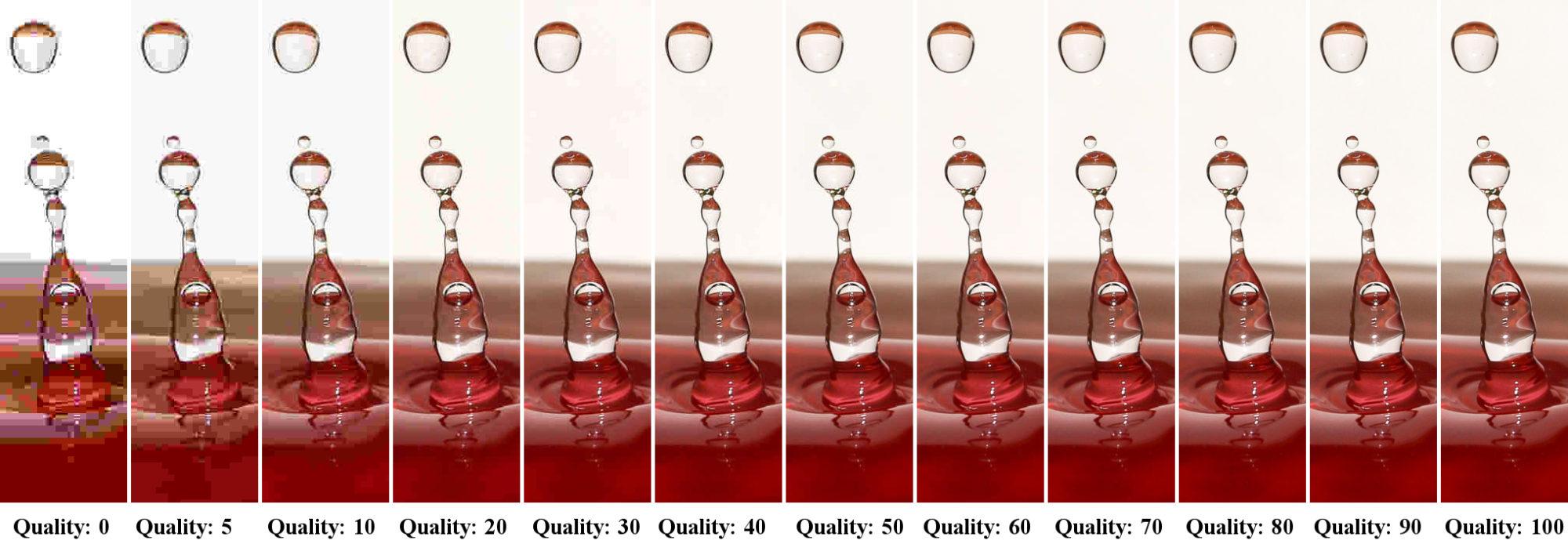 Jpeg Quality Comparison