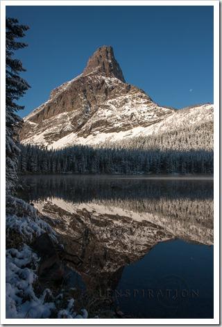 0579_Many Glacier-Montana-USA_Canon EOS 40D, 17 mm, 1-400 sec at f - 8.0, ISO 100