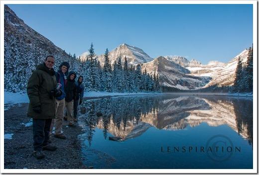 0464_Many Glacier-Montana-USA_Canon EOS 40D, 17 mm, 1-40 sec at f - 11, ISO 100