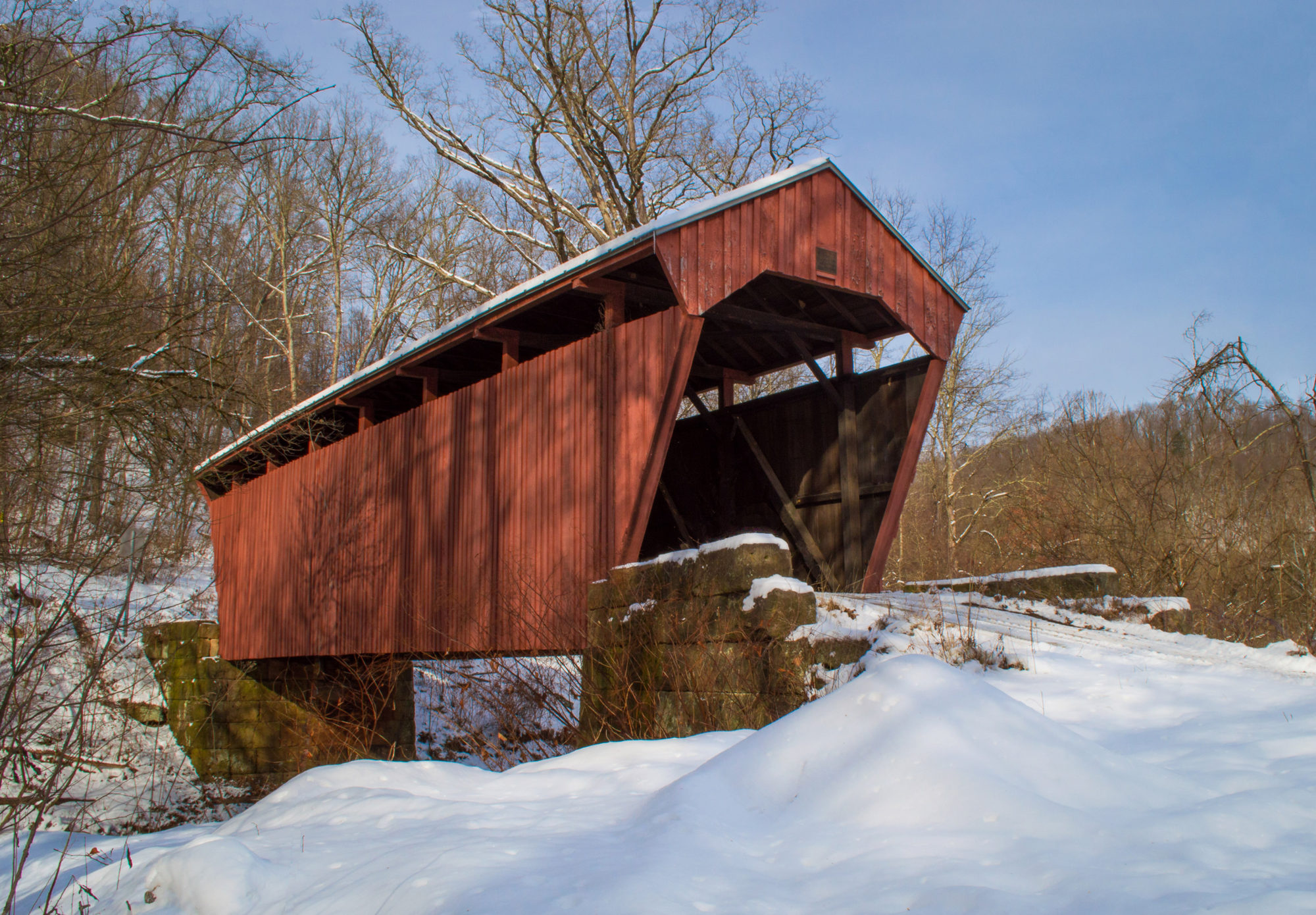 Reply To: Covered Bridge