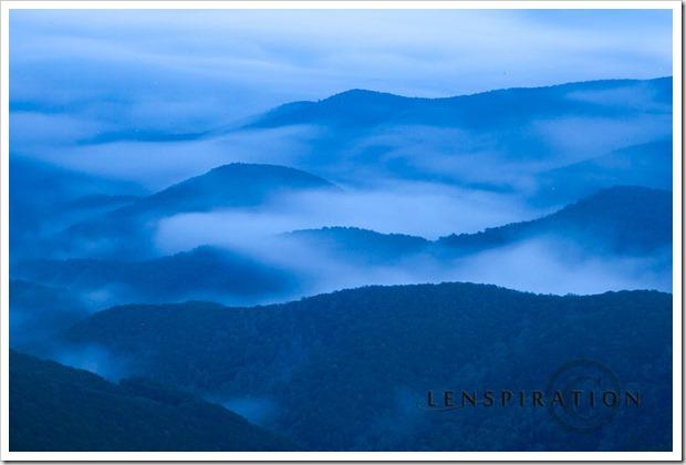 1085_Blue Ridge Parkway (near MP422)-North Carolina-USA_Canon EOS 5D Mark II, 105 mm, 226.0 sec at f - 22, ISO 50