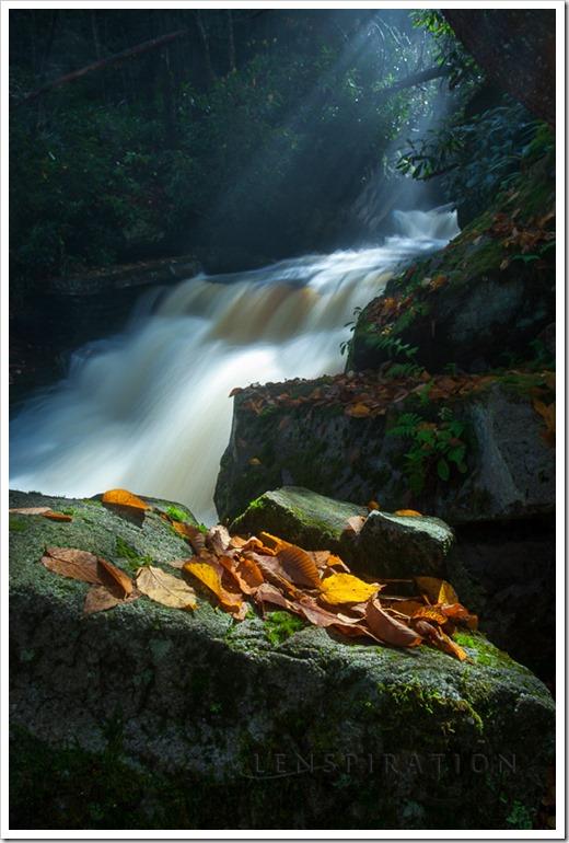 2211_Blackwater Falls SP-West Virginia-USA_Canon EOS 5D Mark II, 24 mm, 2.0 sec at f - 16, ISO 50