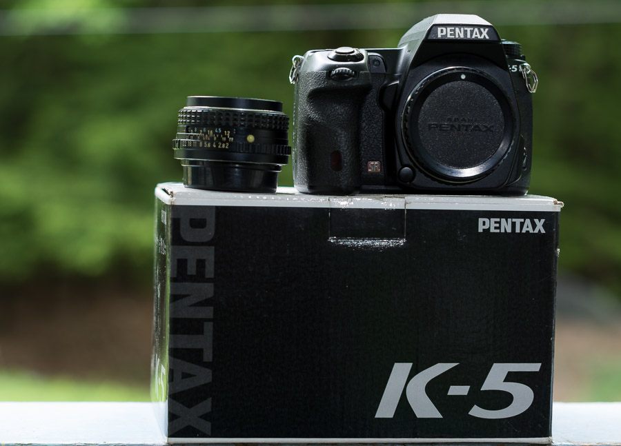 Pentax K-5 for sale
