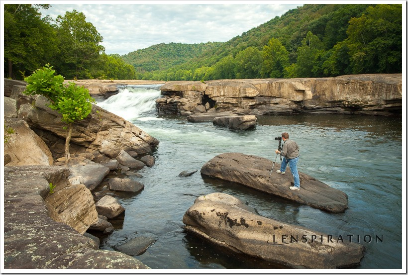 Capturing the Beauty of Valley Falls, West Virginia