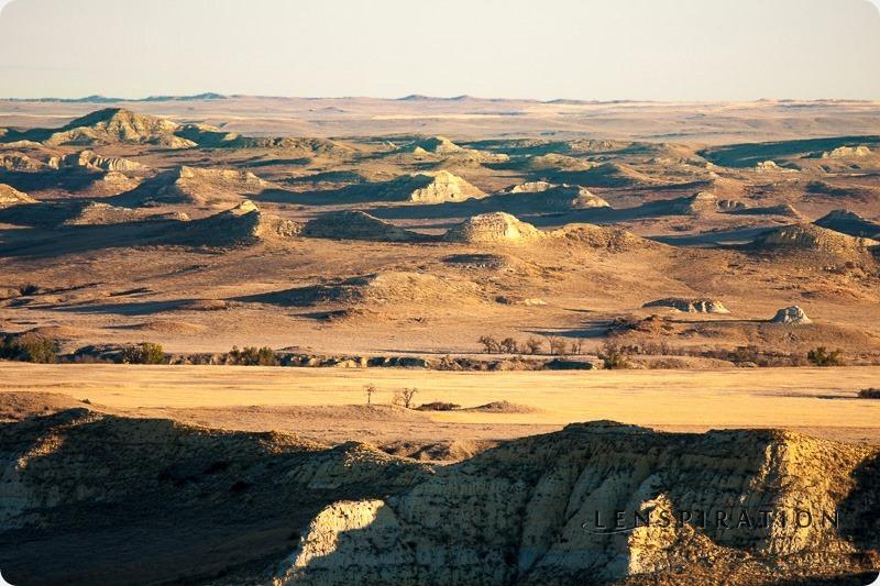 Unnamed Badlands near Fox Lake, Montana