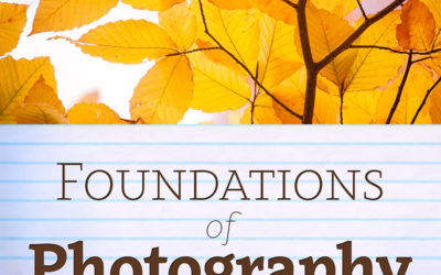 Foundations of Photography Course