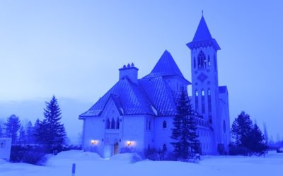 Behind the Shot: Abbaye St-Benoit-Du-Lac, Quebec
