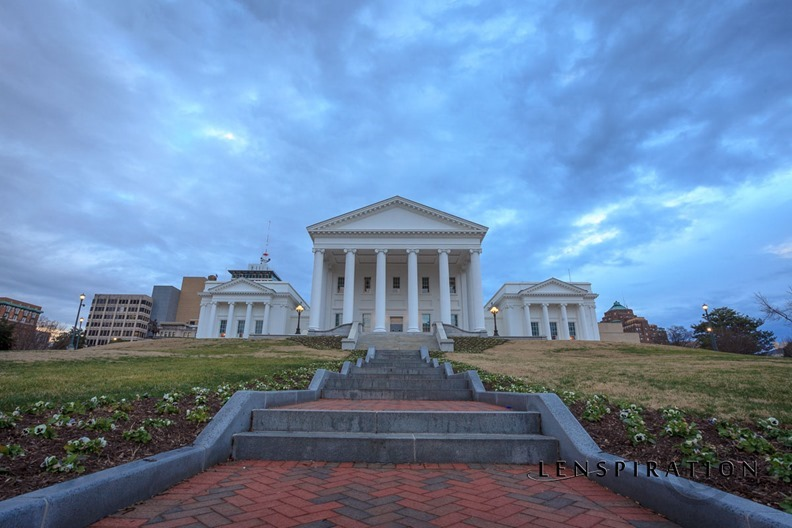 170126-JAS-3648_Virginia State Capitol, Virginia, USA_Canon EOS 5D Mark II 17 mm 1-6 sec at f - 16 ISO 100