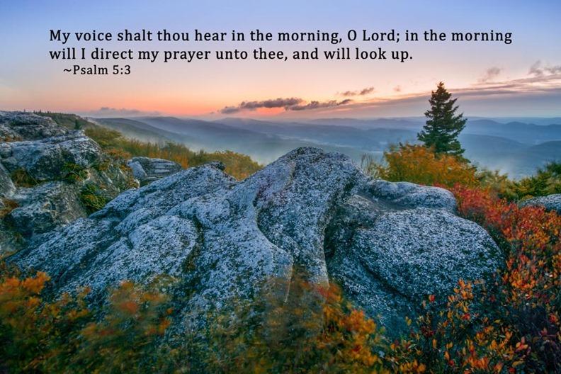 Morning-Prayer
