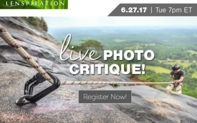 How to Watch Tuesday's Photo Critique Webinar for Free!
