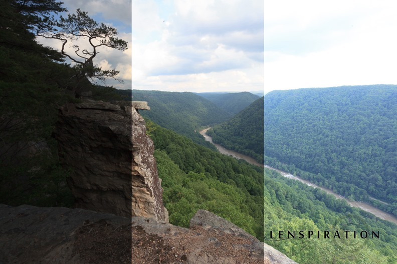 170527-JAS-7736_Endless Wall Trail, West Virginia, USA_Canon EOS 5D Mark II 17 mm 1-80 sec at f - 16 ISO 100 comparison