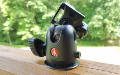 How I Bought A New Tripod Head . . . And Why I Returned It