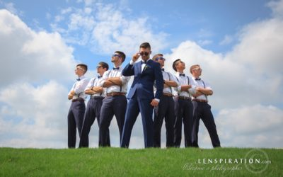 Ideas for Photographing Groomsmen