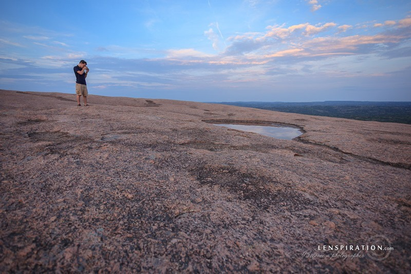 170801-JAS-1933_Enchanted Rock, Texas, USA_Canon EOS 5D Mark II 17 mm 1-50 sec at f - 4.0 ISO 100
