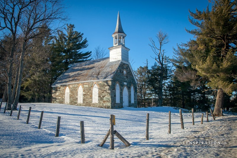 140222-JAS-9327_Frost Village Church, Quebec, Canada_Canon EOS 5D Mark II 28 mm 1-100 sec at f - 11 ISO 100