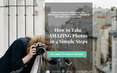 """How You Can Take Amazing Photos in 4 Simple Steps"""