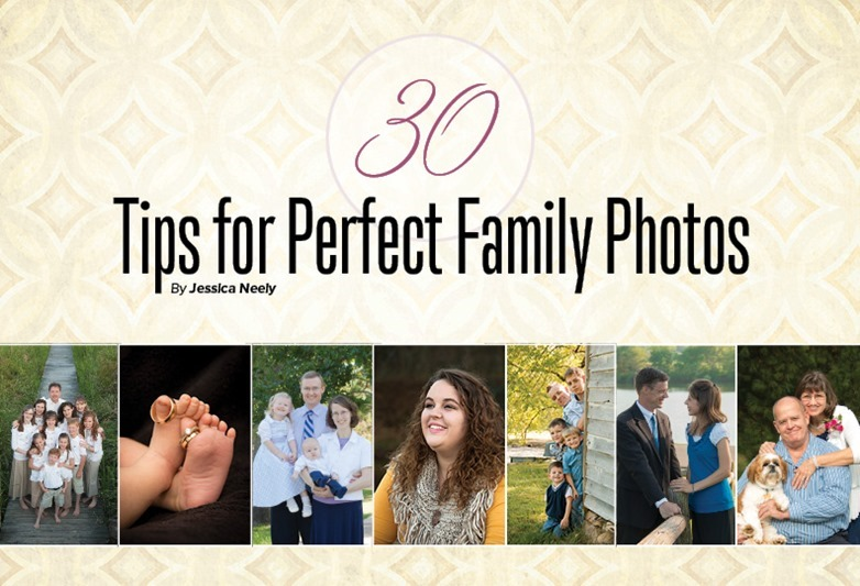 30 Family Photo Tips (preview)