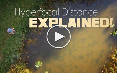 Hyperfocal Distance, Explained!