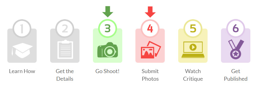 Shoot and/or Submit