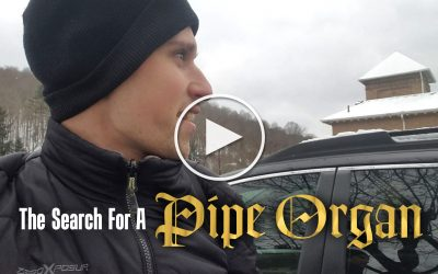 The Search For A Pipe Organ