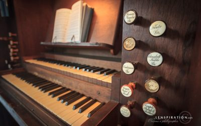 A Pipe Organ in Vermont….and Random Thoughts on Property Releases