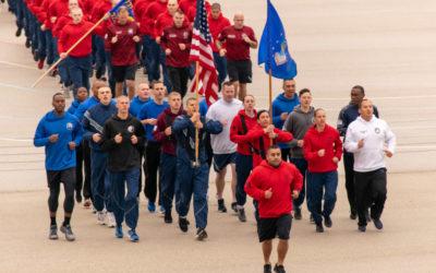 Air Force BMT Graduation Pictures