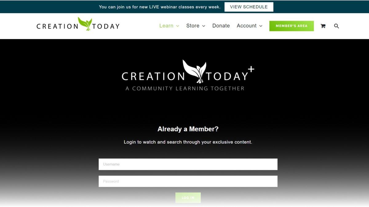 Creation Today web screenshots_4
